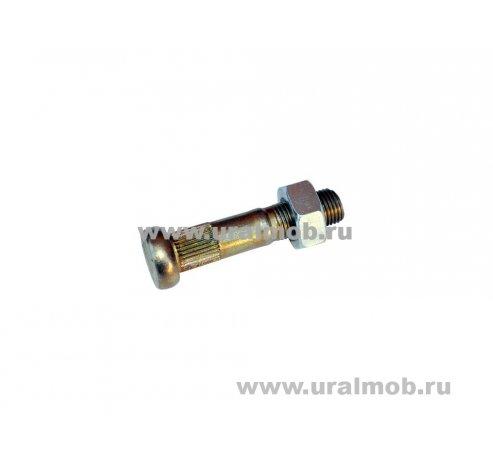 Фото: Болт карданный с гайкой М14*1,5*41 УРАЛ, МАЗ, арт. 332206*