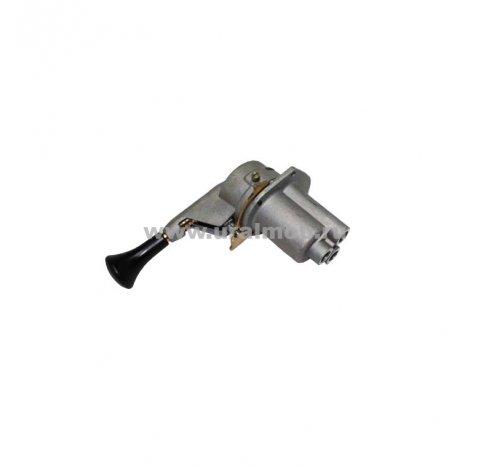 Фото: Кран ручного тормоза 3-х выводной (РААЗ), арт. 100-3537010