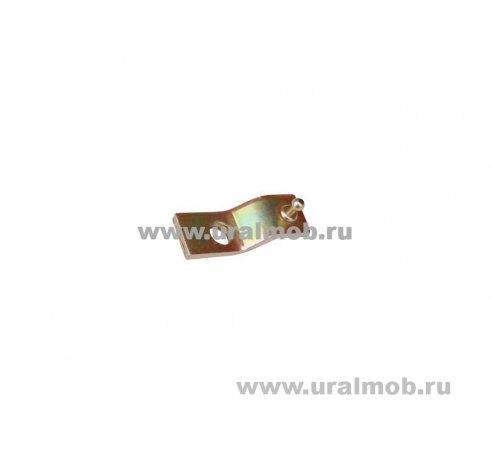 Фото: Кронштейн амортизатора левый в сборе (5557Я2-2905535) (АЗ УРАЛ), арт. 5557Х-2905535