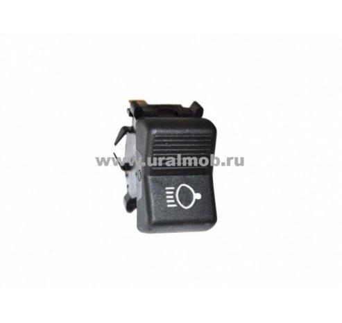 Фото: Выключатель освещения щитка приборов с реостатом, арт. ВК 416Б-01