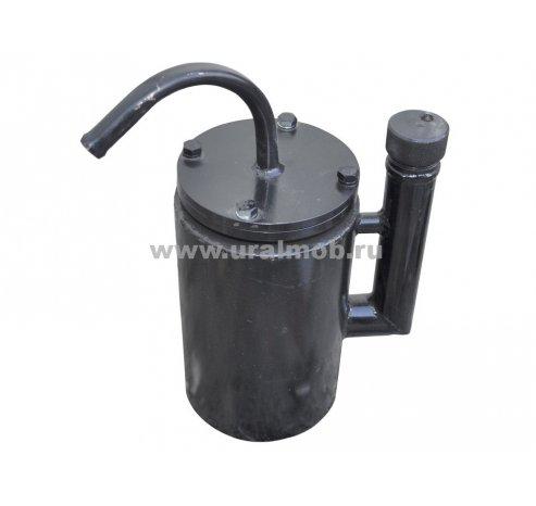 Фото: Колодка стояночного тормоза в сборе  (алюминий), арт. 375-3507015-01