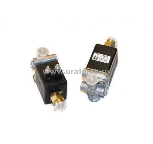 Клапан электромагнитный КЭМ-10-04