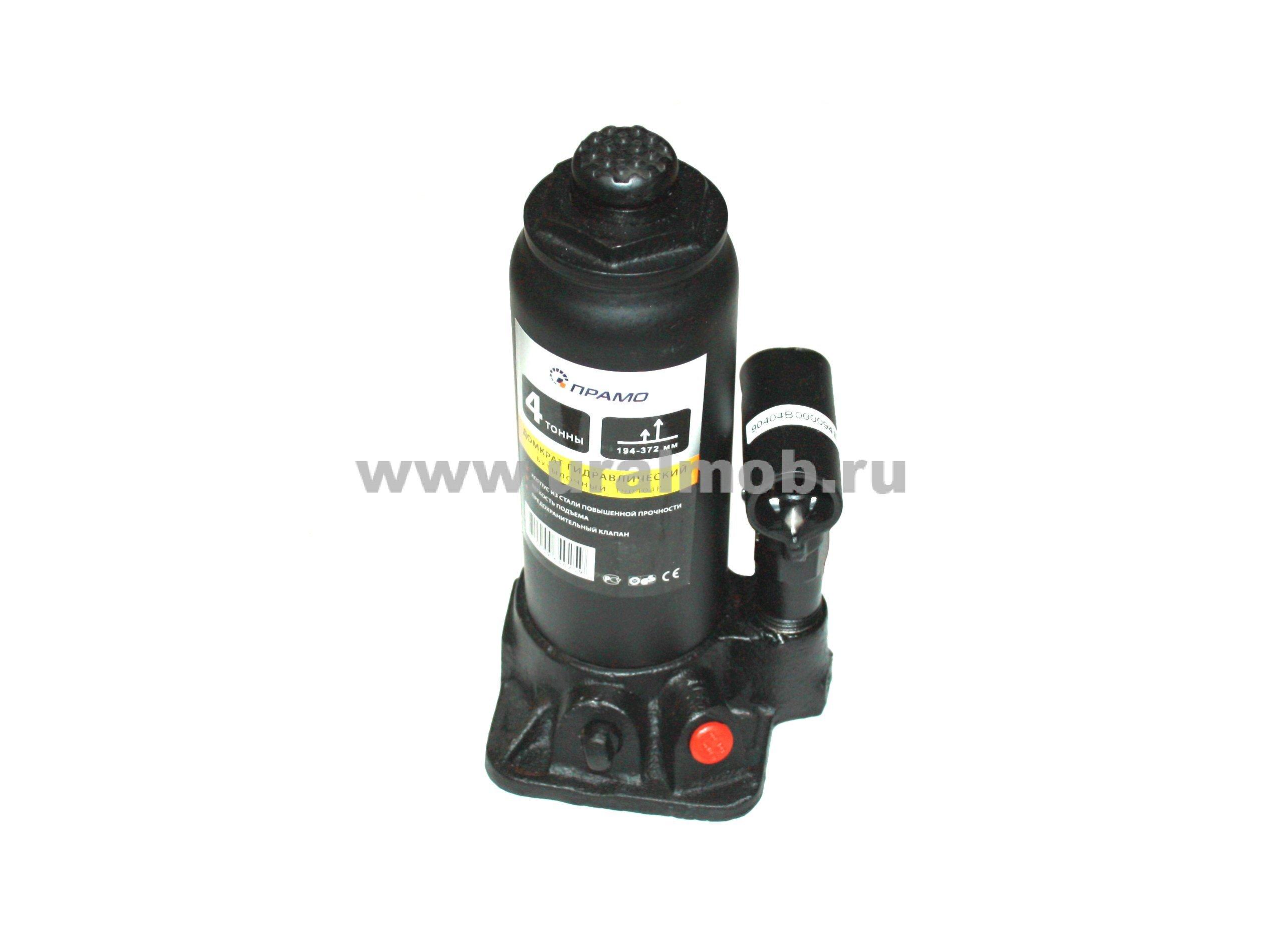 домкрат гидравлический 12 т ( шааз) 240-505 мм схема