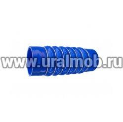 Фото: Шланг тормозной длинный (задний) L=600 мм (АЗ УРАЛ), арт. 375-3506024-01