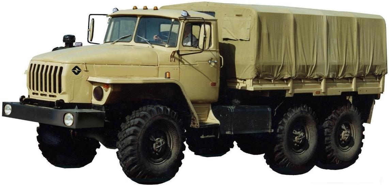 Як військові модернізували &;урал&; для